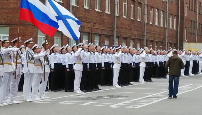 Солдаты в форме