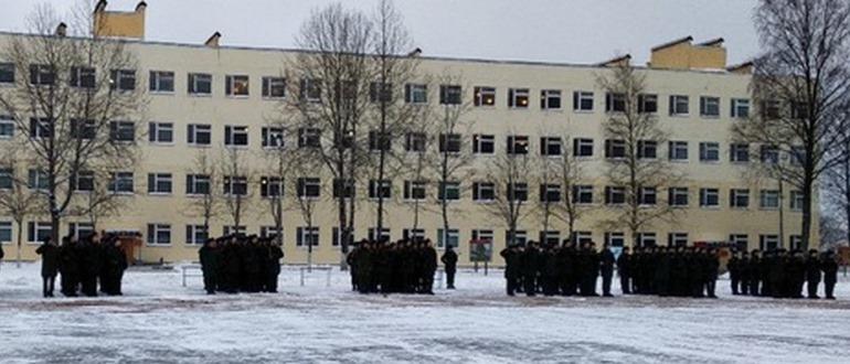 Воинская часть 71717 56-й центр подготовки мотострелковых войск