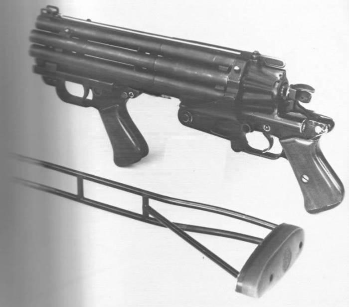 Оружие и ручка