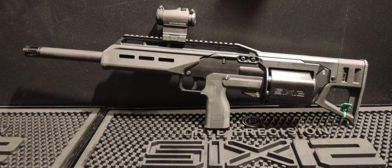 Дробовик Crye Precision Six12