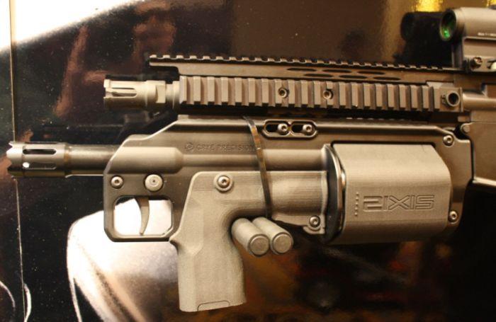 Модульное ружье 12-го калибра