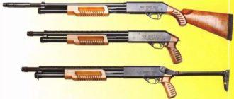 Дробовик Форт-500