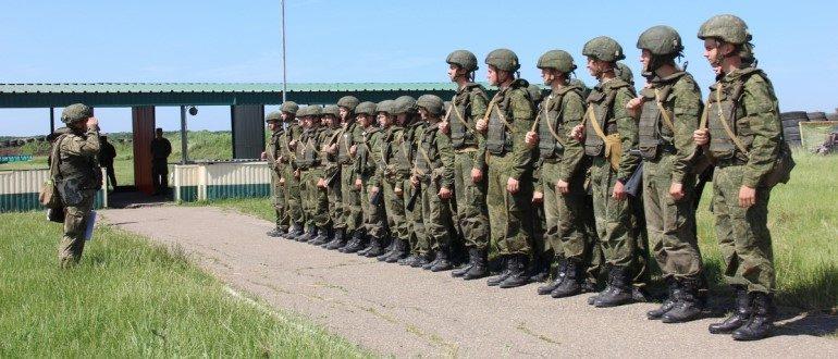 Воинская часть 51532 10-я ОБрСпН