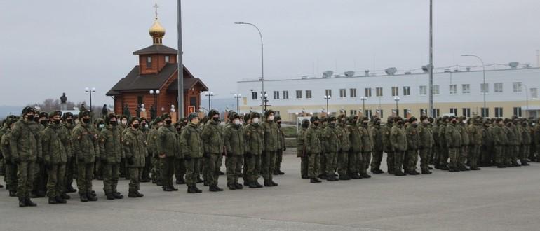 Воинская часть 54046 9-я ОМСБр