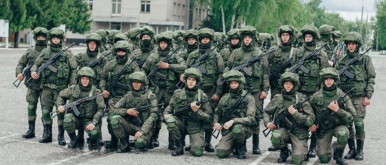 Воинская часть 54607 16-я ОБр СН