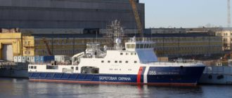 Патрульный корабль «Адмирал Угрюмов»