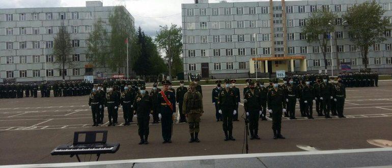 Воинская часть 31985 12-й ТП
