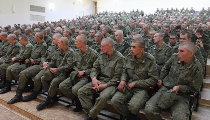 Мероприятие для солдат