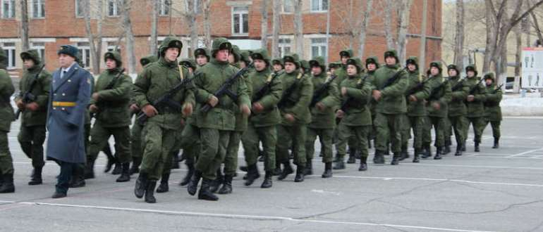 Воинская часть 68545 13-я РД