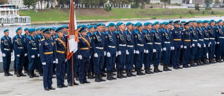 Воинская часть 07264 76-я ДШД