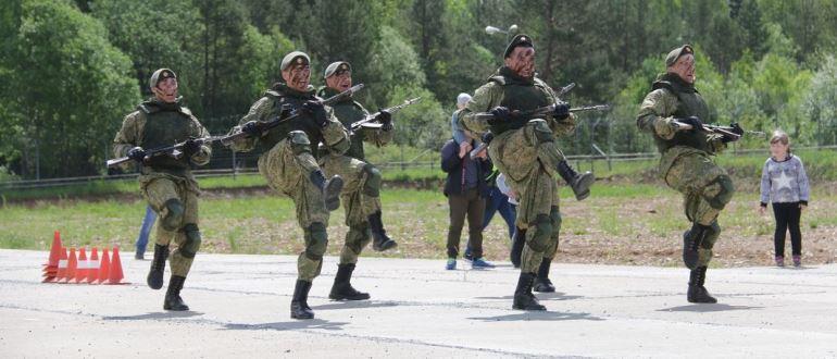 Воинская часть 40274 подразделение 12 ГУМО