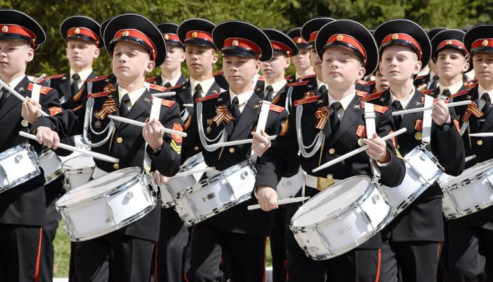 Кадетский оркестр