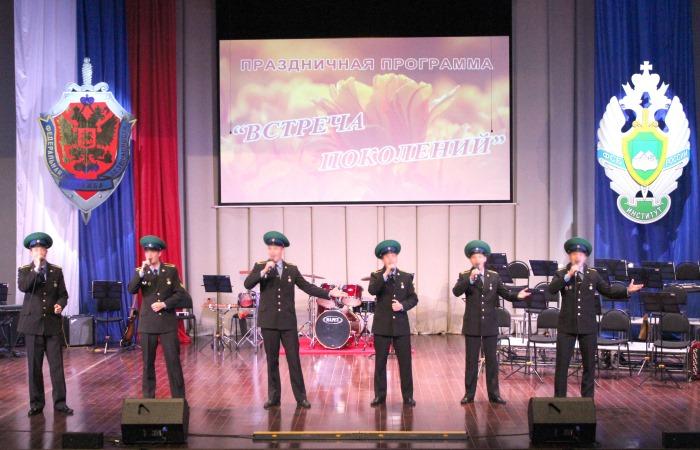 Концерт в ВУЗе