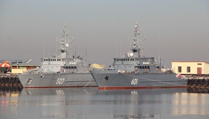 Корабли проекта