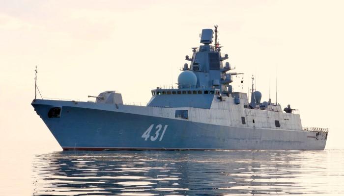 Корабль 431
