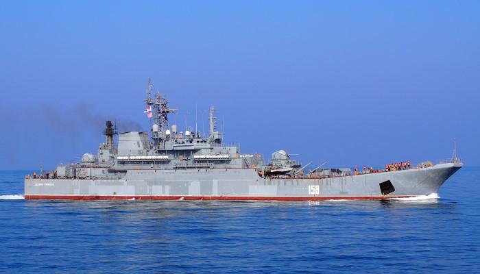 Корабль 158