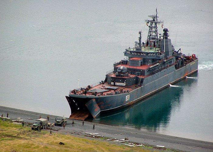 Корабль 031