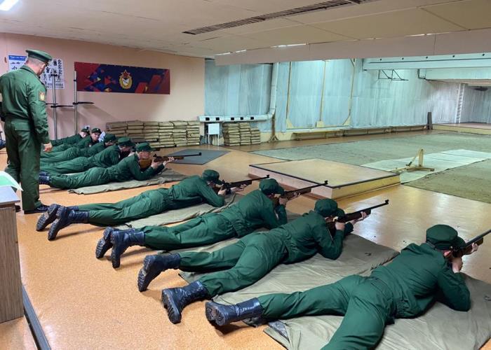 Уроки по стрельбе