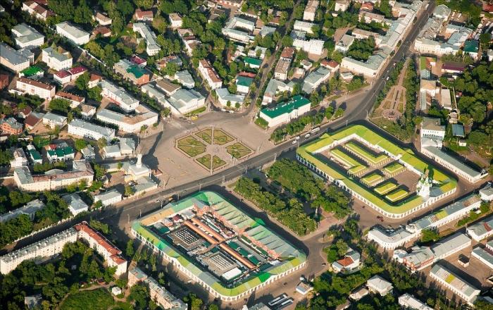 Городская планировка