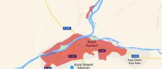 Воинские части в Кызыле