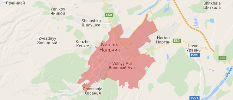 Воинские части в Нальчике