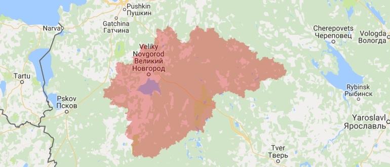 Воинские части в Великом Новгороде