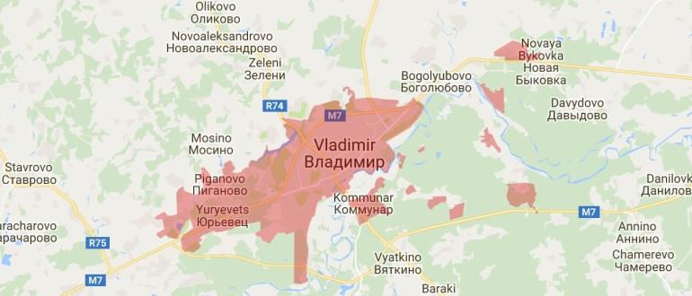 Воинские части во Владимире