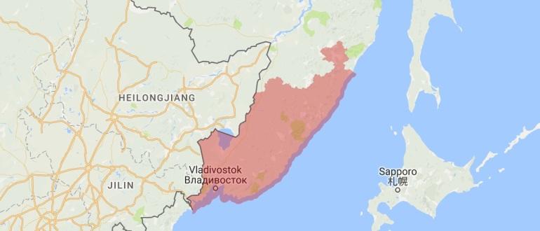 Воинские части во Владивостоке
