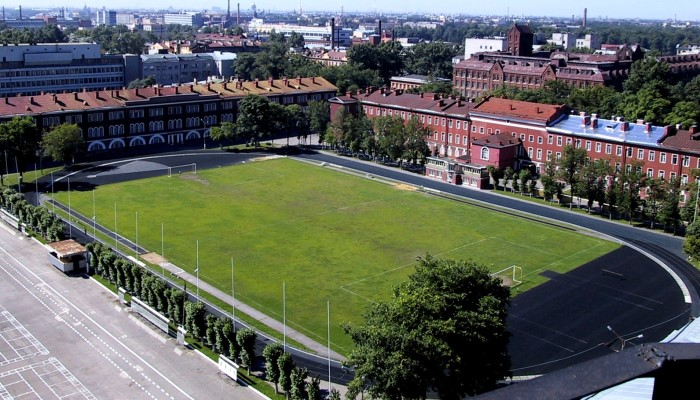 Стадион в ВУЗе