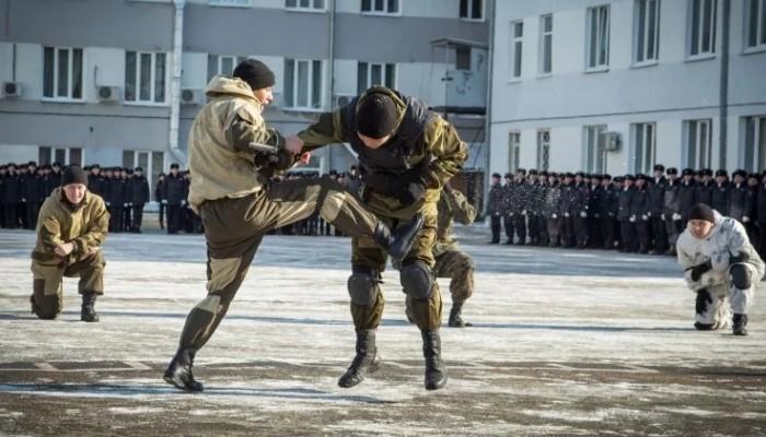 Боевые навыки