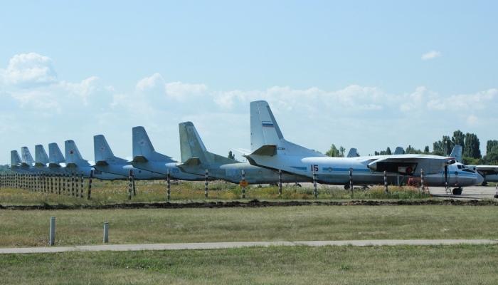 Самолеты в ВУЗе