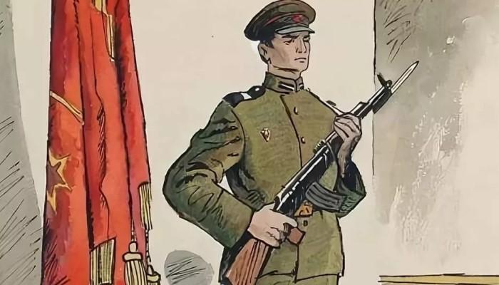 Караул в СССР