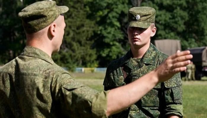 Командир отделения в армии