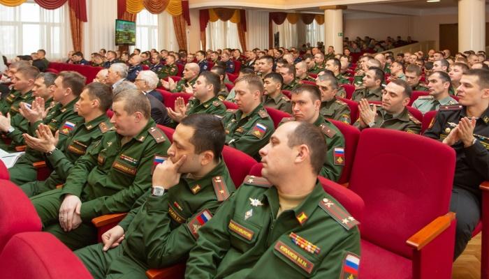 Собрание в ВУЗе