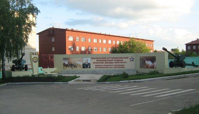 Территория ВУЗа