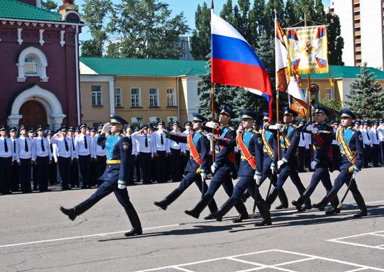 Боевое знамя и флаг