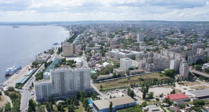 Внешний вид города